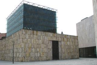 Bild: Jüdisches Zentrum am Jakobsplatz - Hauptsynagoge Ohel Jakob