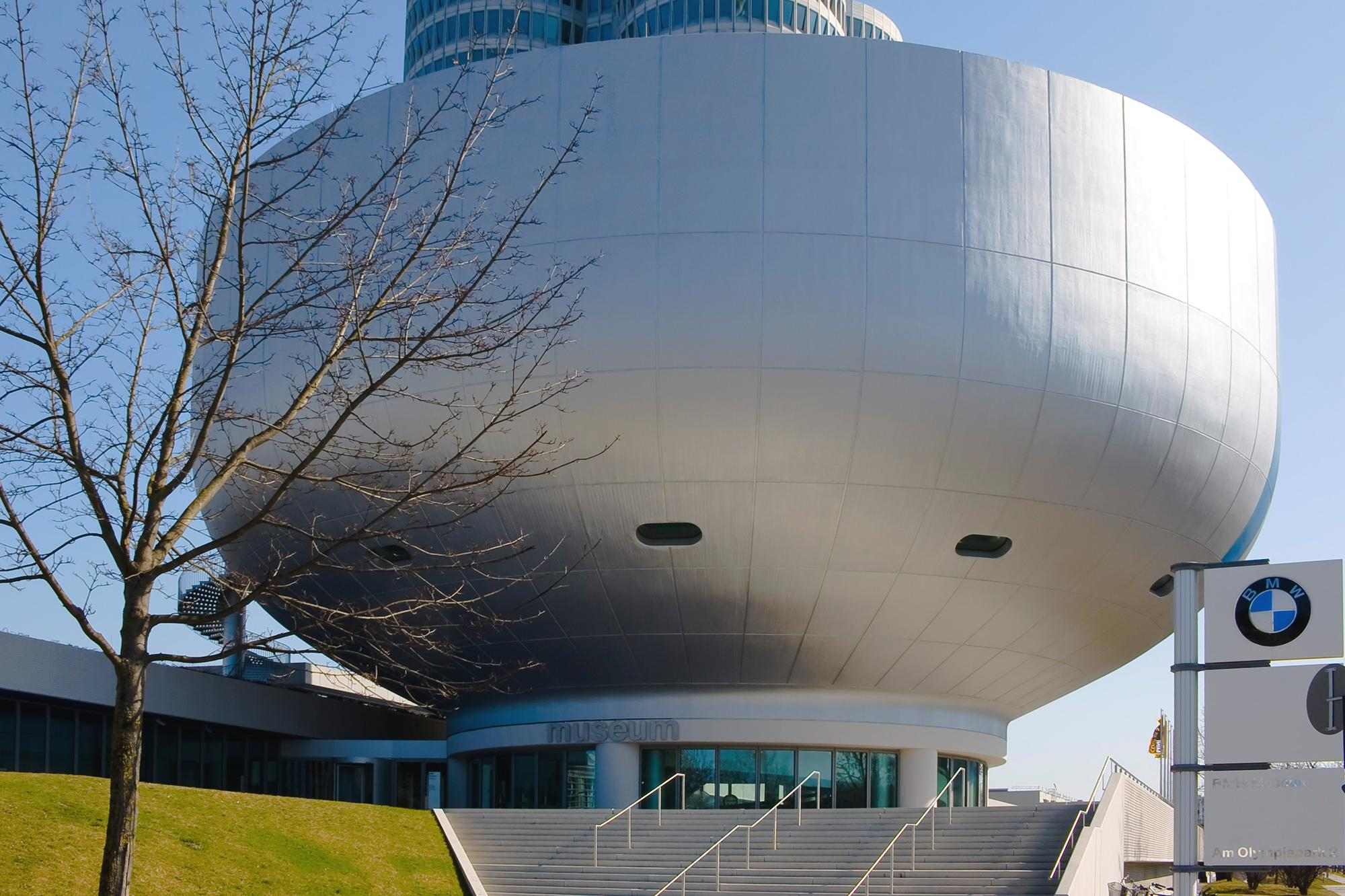 BMW Museum Munich Germany Not only the History of BMW