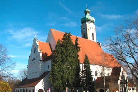 Pfarrkirche St. Johann Baptist Solln