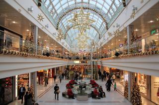 Bild: Einkaufszentrum OEZ München