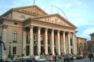 Bild: Das Nationaltheater München, Ring des Nibelungen
