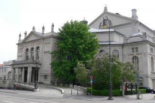 Bild: Das Prinzregententheater