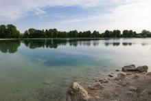 Bild: Der Luß See