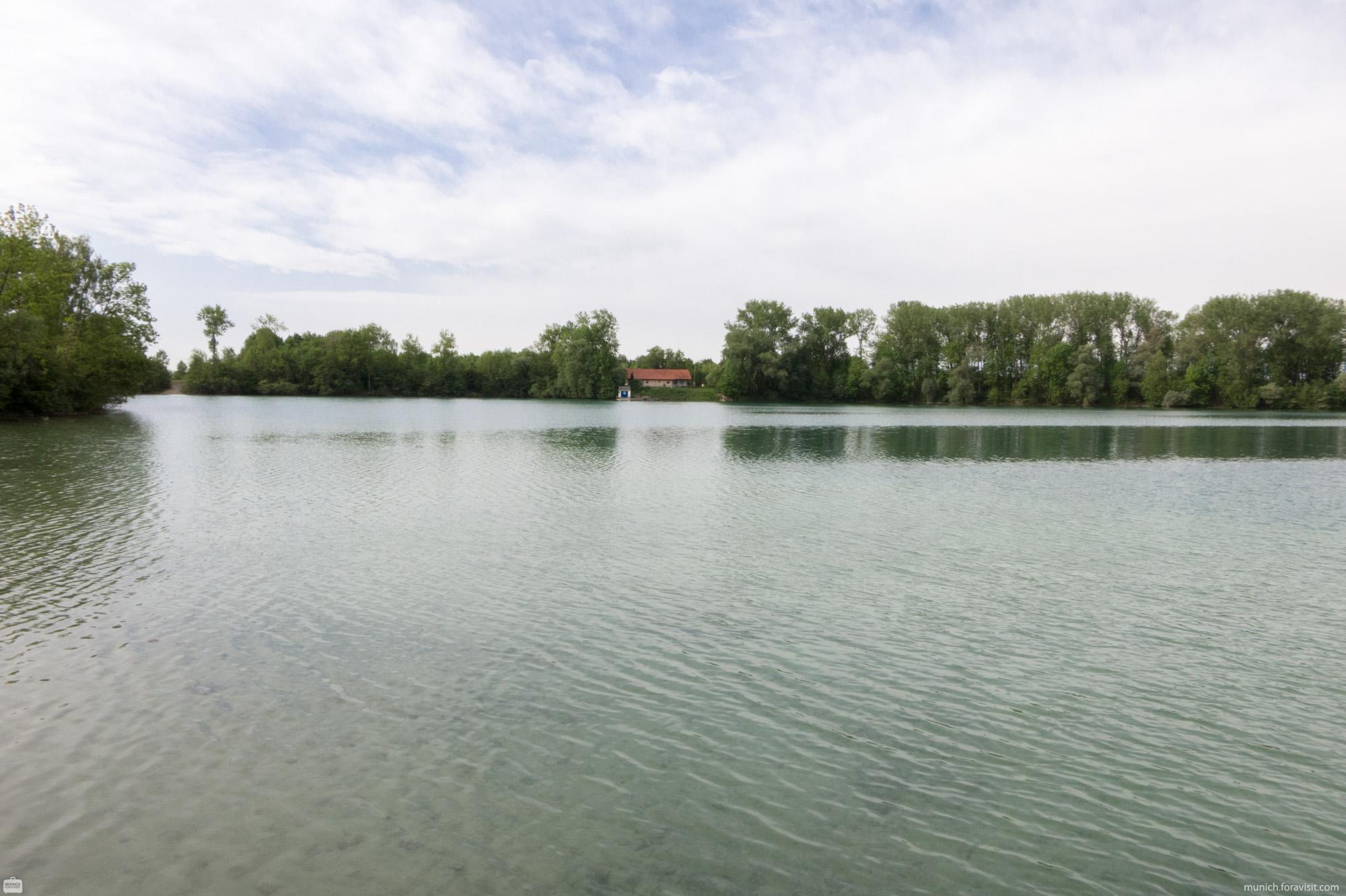 хотел Langwieder See - Мюнхен - Насам Натам