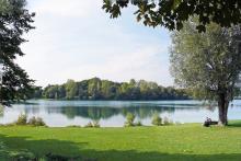 Bild: Der Karlsfelder See