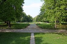 Bild: Der Luitpoldpark
