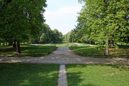 Der Luitpoldpark