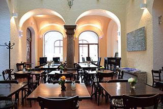 Bild: Café im Mueller'schen Volksbad
