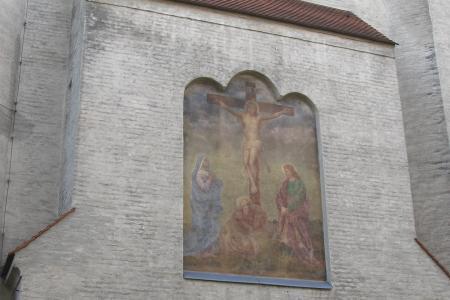 A Fresco at the Isartor