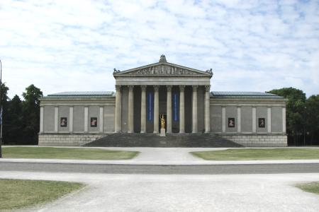 Königsplatz: The State Collections of Antiquities in Munich