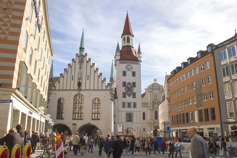 Altes Rathaus Munchen Sehenswurdigkeiten Innenstadt