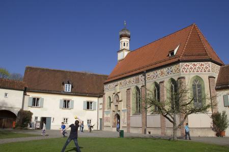 Castle chapel Holy Trinity