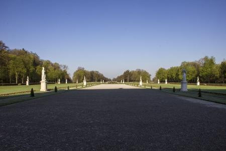 The Nymphenburg Park
