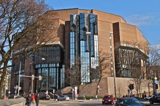 Picture: The cultural centre Gasteig in Munich