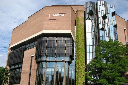 The cultural centre Gasteig at the Rosenheimer Platz