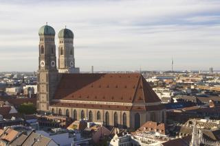 Picture: The Frauenkirche in Munich