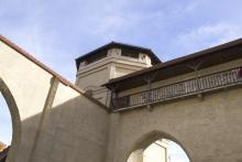 Bild: Das Museum befindet sich in einem Turm des Isartors