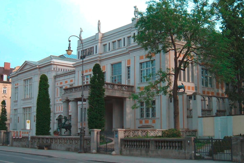 Museum of Art: Museum Villa Stuck Munich, Germany - Top Sight