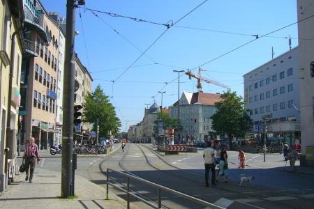 Tegernseer Platz (Place)