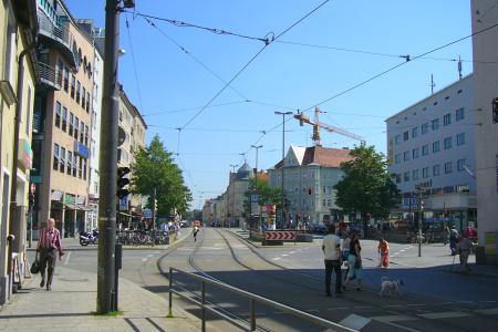 Tegernseer Platz