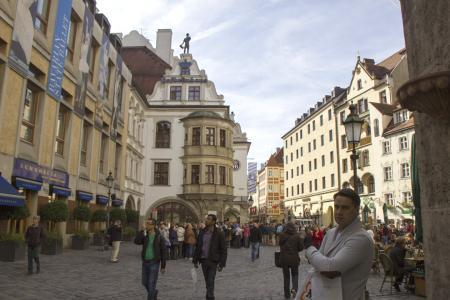 Hofbräuhaus und Schuhbeck´s Südtiroler Stuben