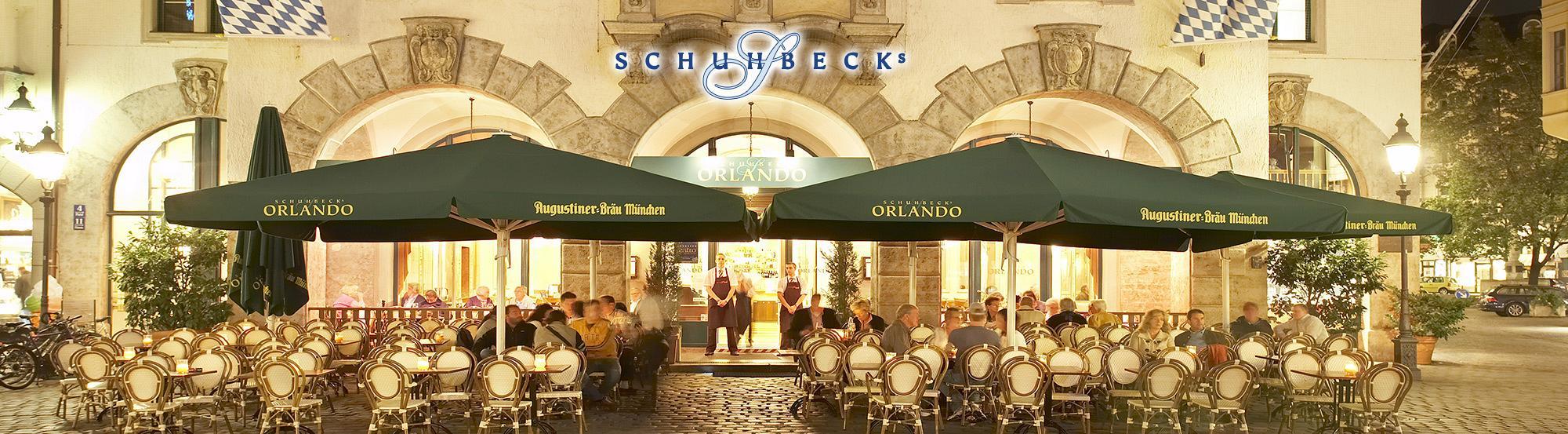 Alfons Schuhbecks Orlando - Das Kultrestaurant am Platzl
