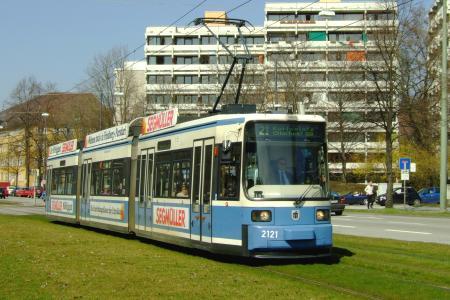 Straßenbahn Modell R
