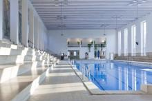 Picture: Nordbad, Indoor pool