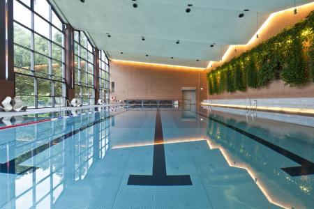 Südbad, indoor pool