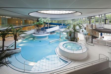 Westbad, indoor pool