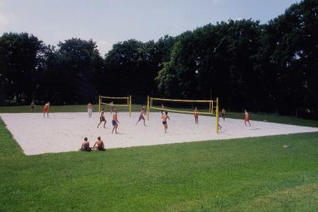 Westbad, Beachvolleyball