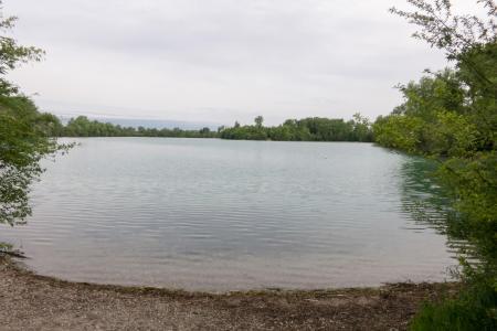 Langwieder See (Lake Langwied)