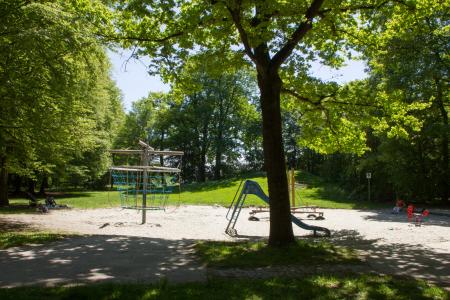 There are several playgrounds